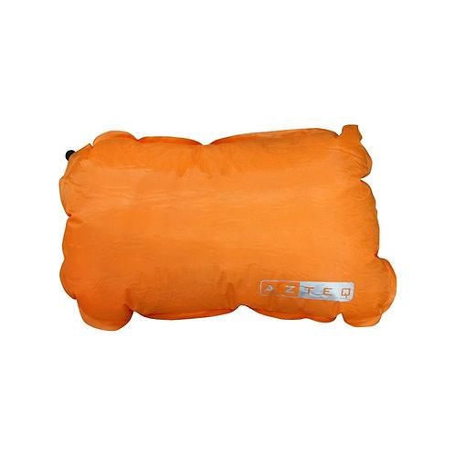 Travesseiro auto-inflável Looper Azteq com controle manual de densidade