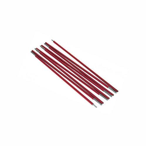 Conjunto de varetas Katmandu 2/3 Azteq de fibra de vidro Nano Flex