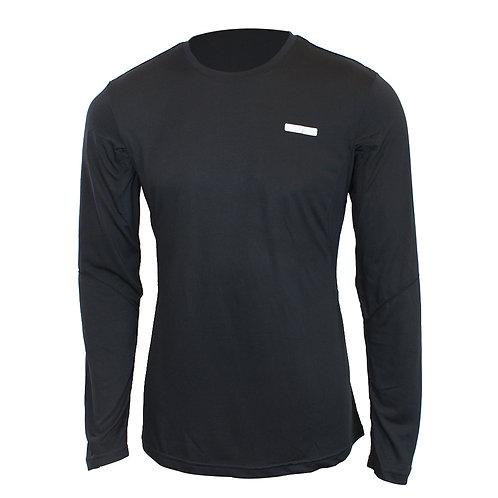 Camiseta masculina manga longa Azteq Air para atividade esportiva em strecht