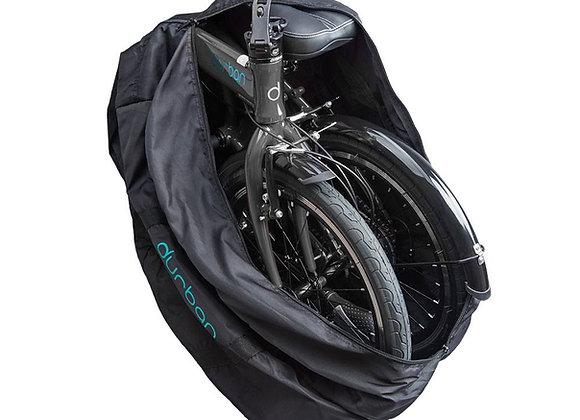 """Bolsa para transportar bicicleta dobrável de aro 20"""" ou 16"""" Durban"""