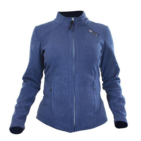 Jaqueta feminina Flecee Flock Azteq confortável e leve para atividades outdoor