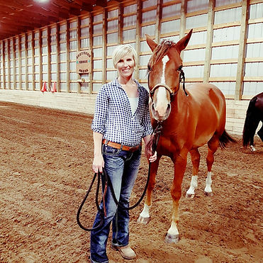 learn to ride horses for women