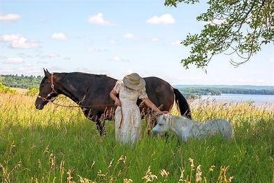 Krystyna Nelson: Harmony Farms & Equineimity Empowerment