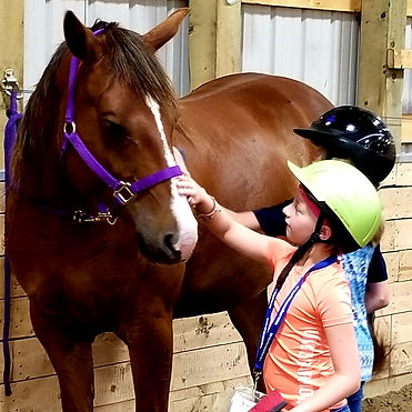 horsemanship lessons for kids