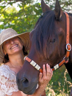 Krystyna Nelson - Equineimity Empowerment At Harmony Farm Rice Lake