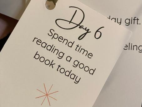 Creating A Self-Care Advent Calendar