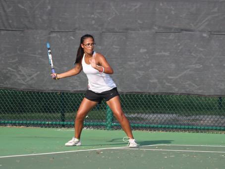 Vista Ridge Tennis Handles Leander