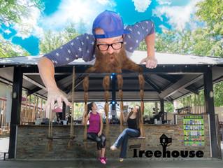 Tree House Patio Bar Photoshoot!