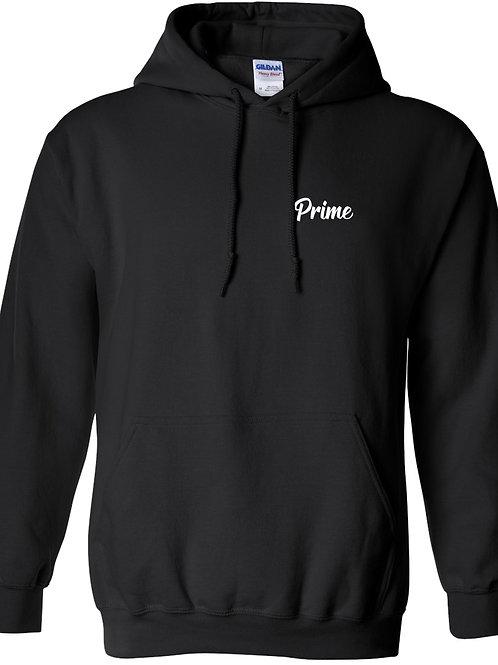 Primate Black Hoodie