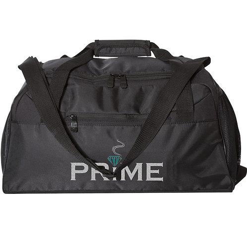 Prime Diamond Black Duffle Bag