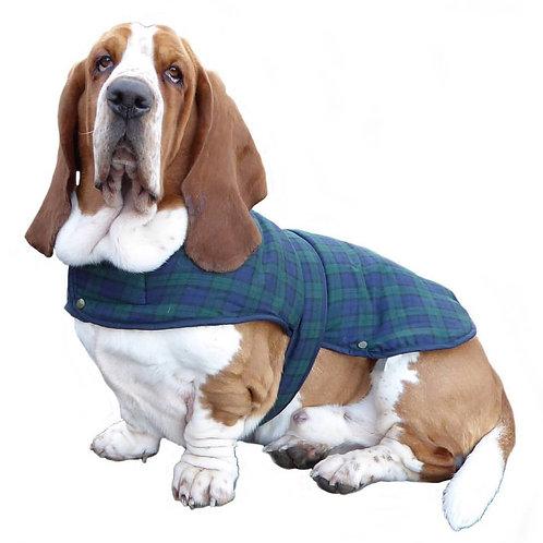 Large Royal Stewart Tartan Dog Coat