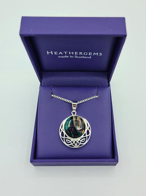 Heathergems Cormag Pendant Necklace