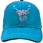 Kids Highland Coo Baseball Cap