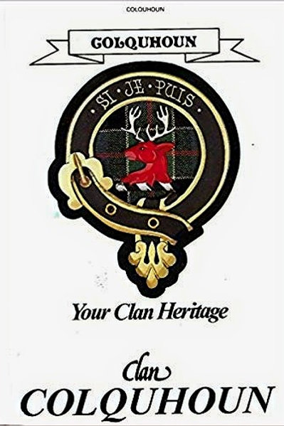 Cascade Your Clan Heritage Book A - L