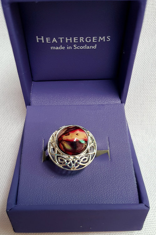 Heathergems Cormag Ring