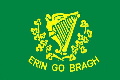 Erin Go Bragh Flag - Size Standard