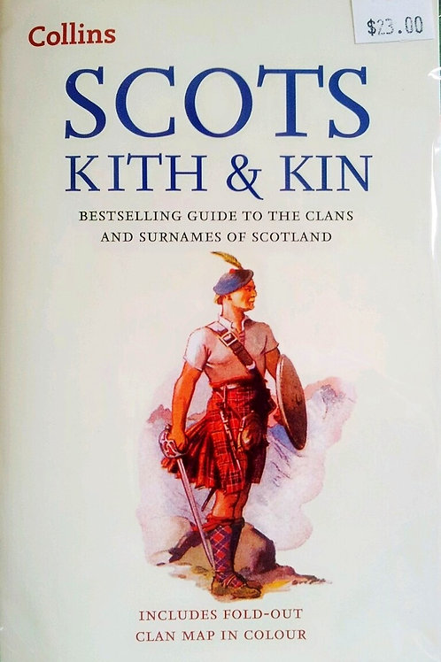 Collins Scots Kith & Kin Book