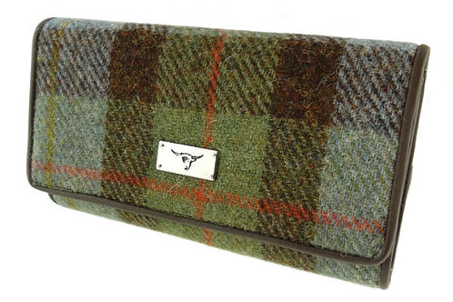 Harris Tweed Tiree Purse Col. 15