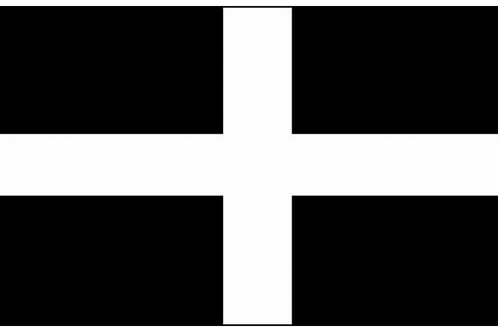 Cornwall Flag - Size Small and Standard