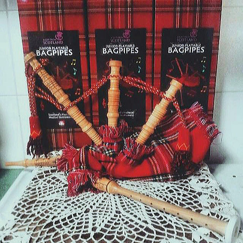 Junior Playable Bagpipes