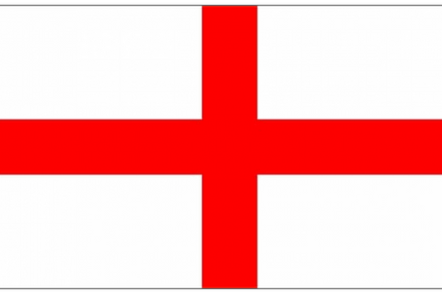 England St George Flag - Size Small and Standard