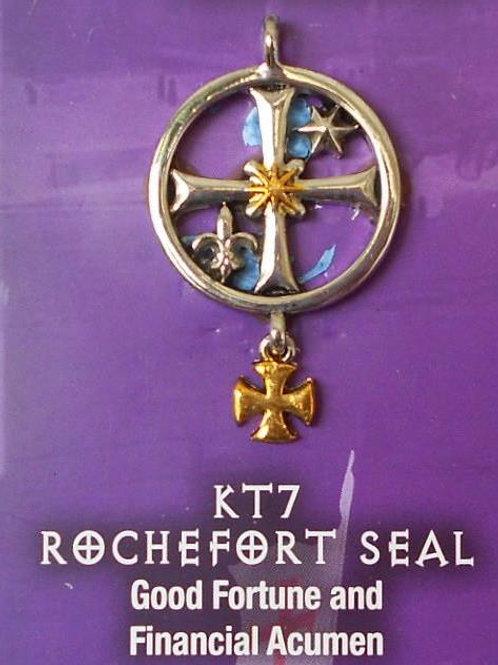 The Rochefort Seal Pendant Chain