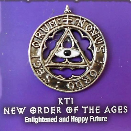 New Order of the Ages Pendant Chain