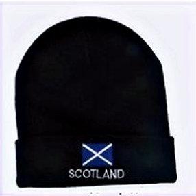 Scotland Beanie Hat