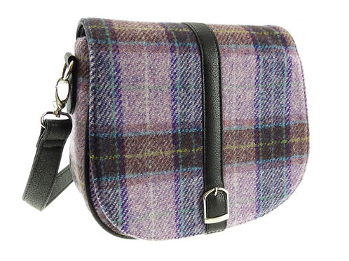 Harris Tweed Beauly Bag