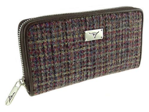 Harris Tweed Staffa Purse