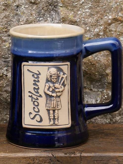 Stoneware Piper Beer Mug