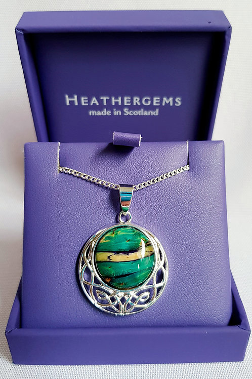 Heathergems Cormag Pendant Necklace