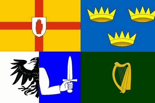 Four Provinces (Irish) Flag
