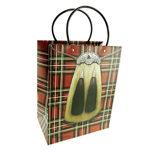 Tartan Gift Bag