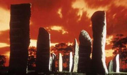 Glen Innes standing stones