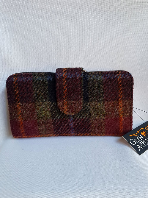 Harris Tweed Iona Purse