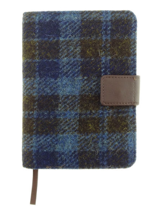 Harris Tweed Address Book