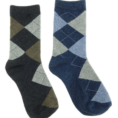 Children's Argyll Socks