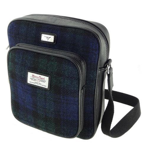 Harris Tweed Tay Man Bag