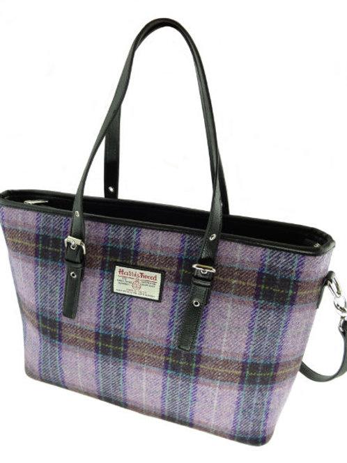 Harris Tweed Spey Large Tote Bag