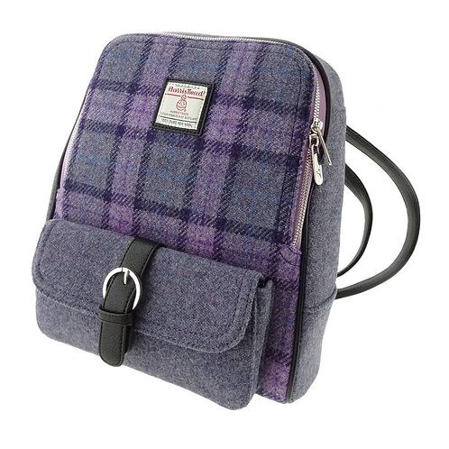 Harris Tweed Naver Backpack