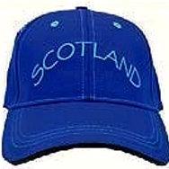 Kids Scotland Baseball Cap