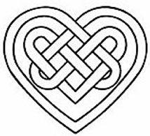 celtic love knot symbol