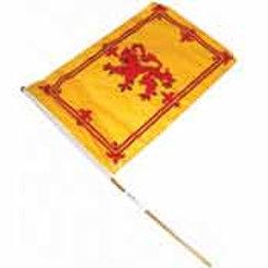 Scottish Flag - Rampant Lion