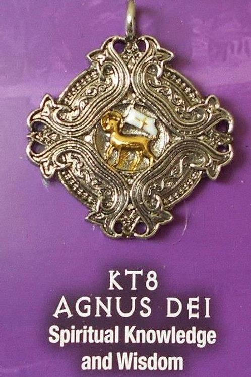 Agnes Dei Pendant Chain