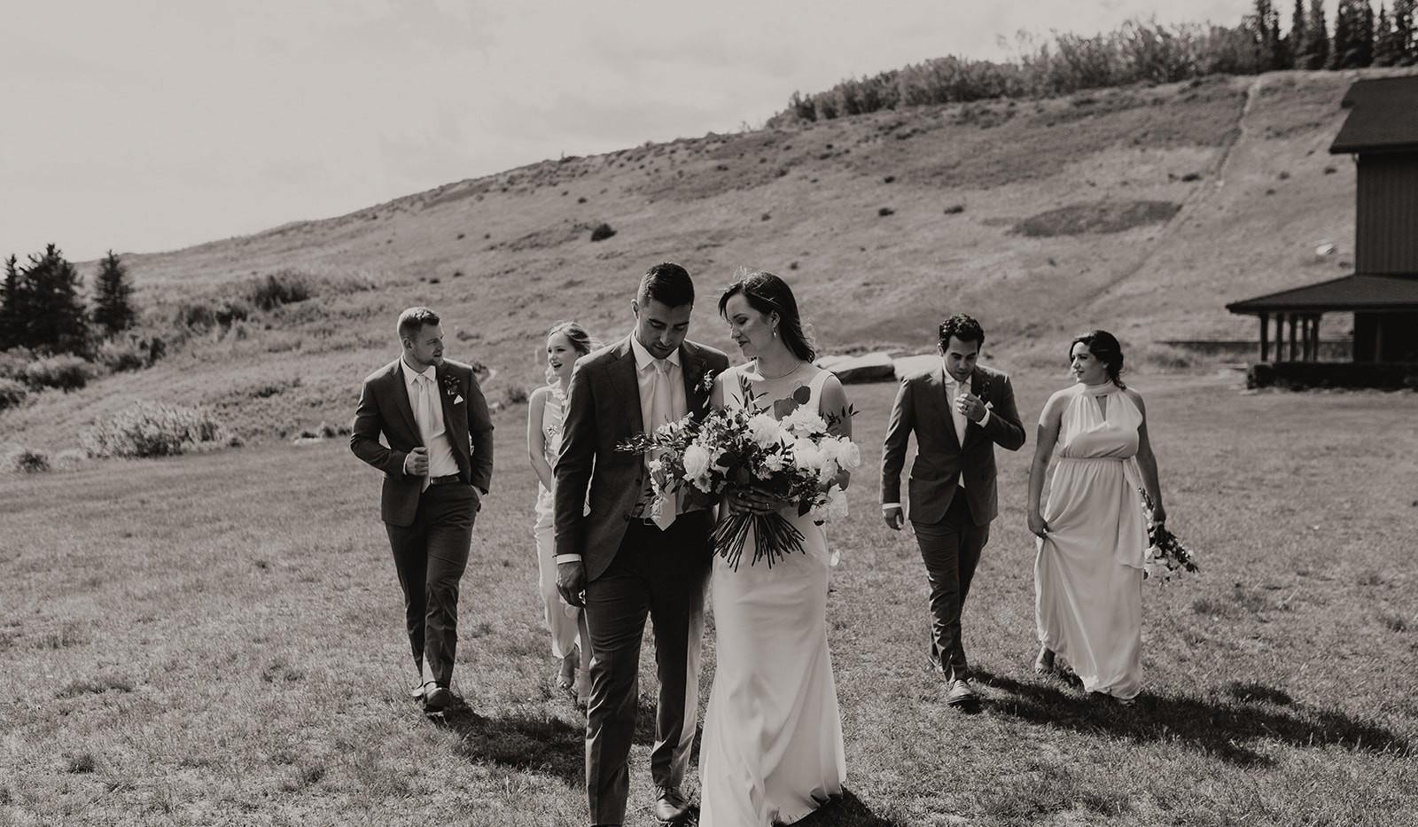 Cochrane Alberta, Wedding Party