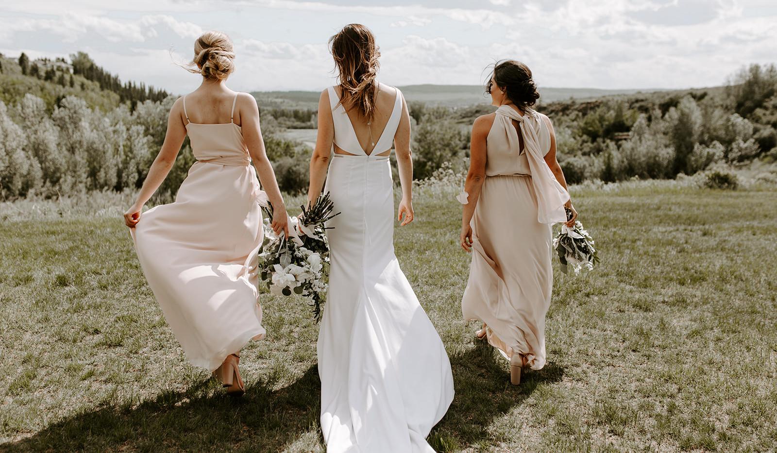 Cochrane Alberta, Bridal Party