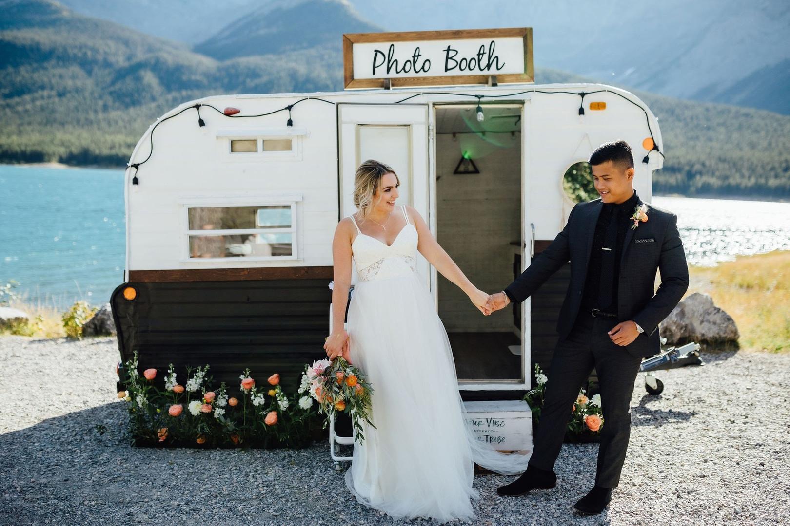 Canmore Alberta Mountain Wedding