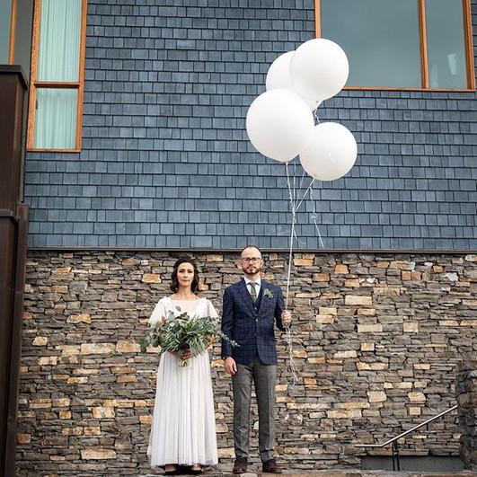 Kananskis Alberta Wedding