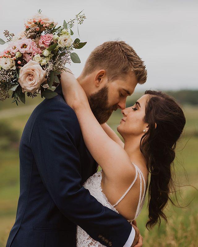 Alberta Prairie Wedding